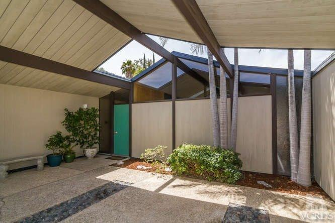 Exceptional Gallery Model Eichler In Thousand Oaks The
